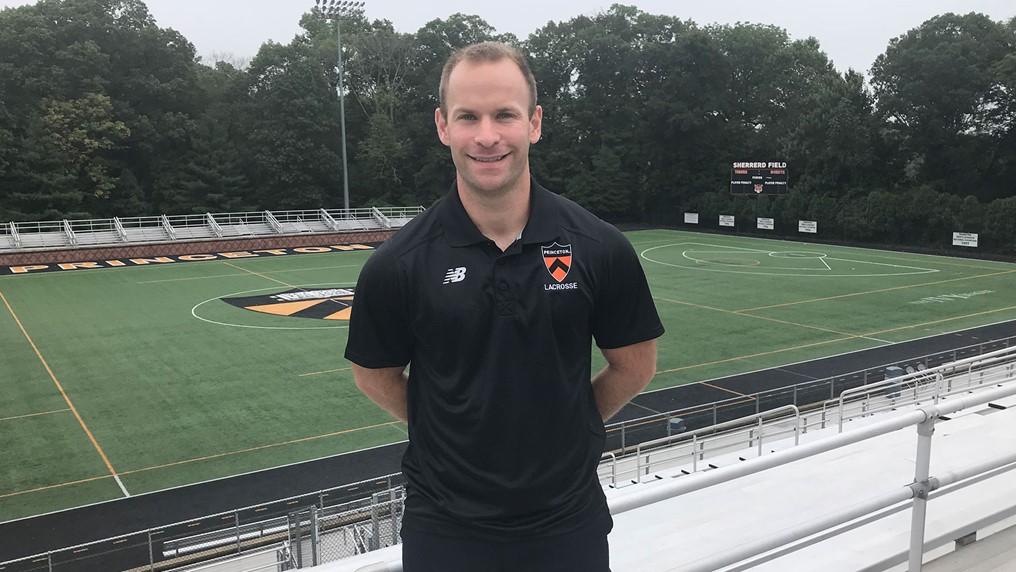 Mizhir to Join Princeton Coaching Staff